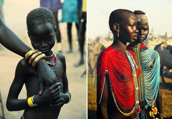 The Dinka Tribe, South Sudan (25)