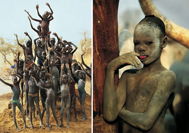The Dinka Tribe, South Sudan (9)