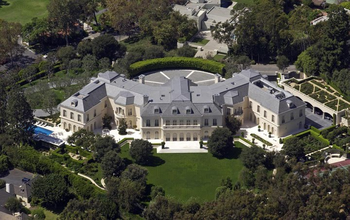 The Spelling Manor , Los Angeles