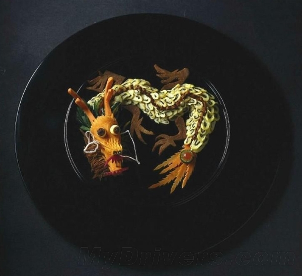 Chinese Food Photographs Taken In 1985 By Reinhart Wolf