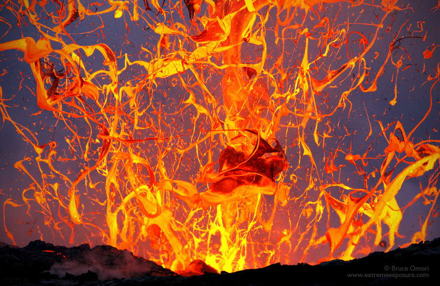 Photograph Ribbons in the Sky by Bruce Omori on 500px