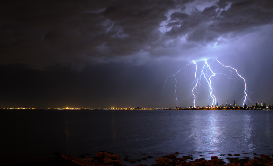 Photograph Electric Melbourne by Wolf Cocklin on 500px
