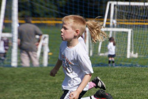 funny pictures you have to look at ponytail boy