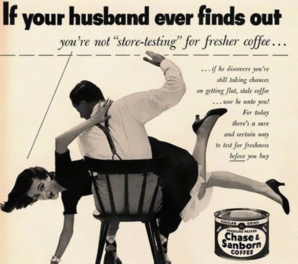 Most Offensive And Strangest Vintage Ads Ever