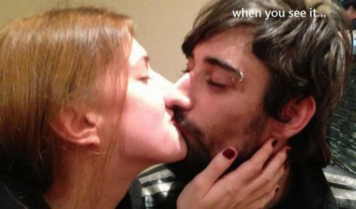 funny pictures you have to look at nose
