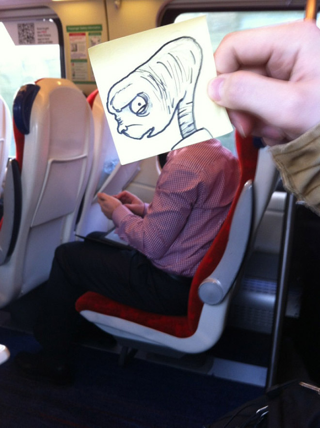 The Best Way to Kill Time on the Train