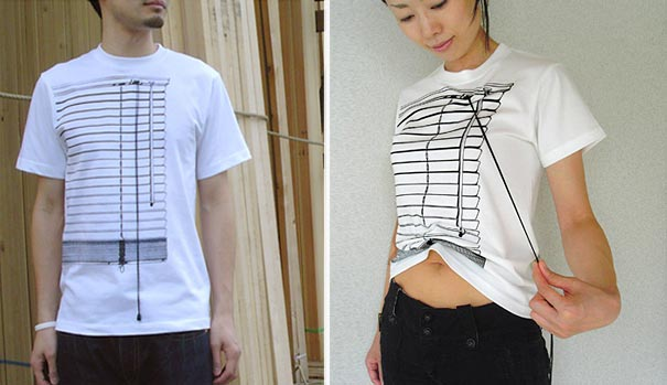 15 Most Creative And Incredible T-shirts Ever