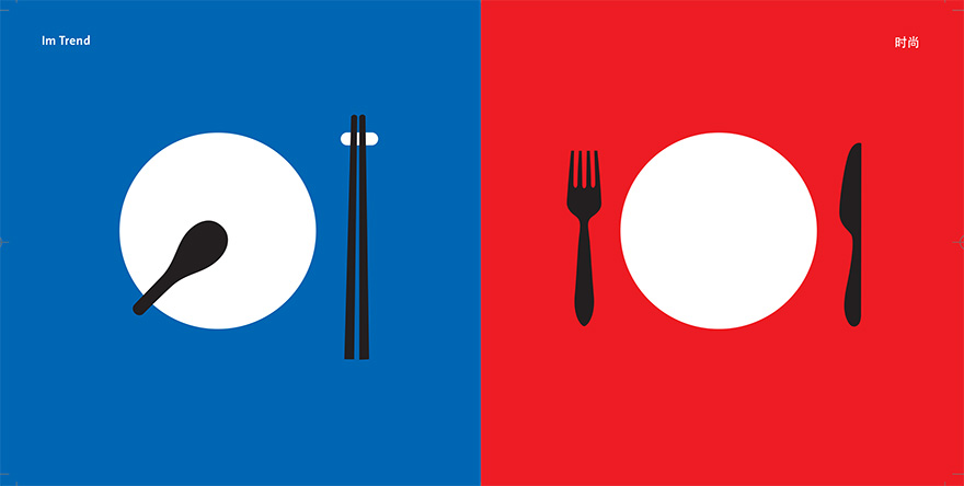 24 Infographic Shows the Differences between Germans and Chinese