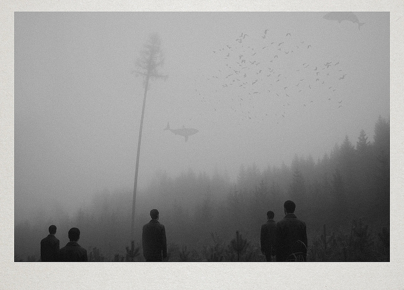 Surreal Photos by Martin Vlach: Lonely and Solitary