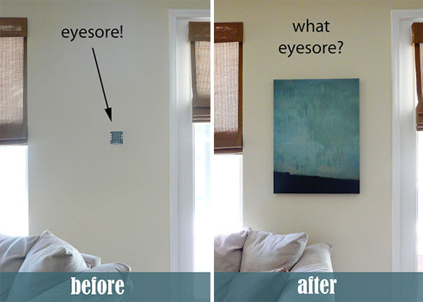 how to make home look better