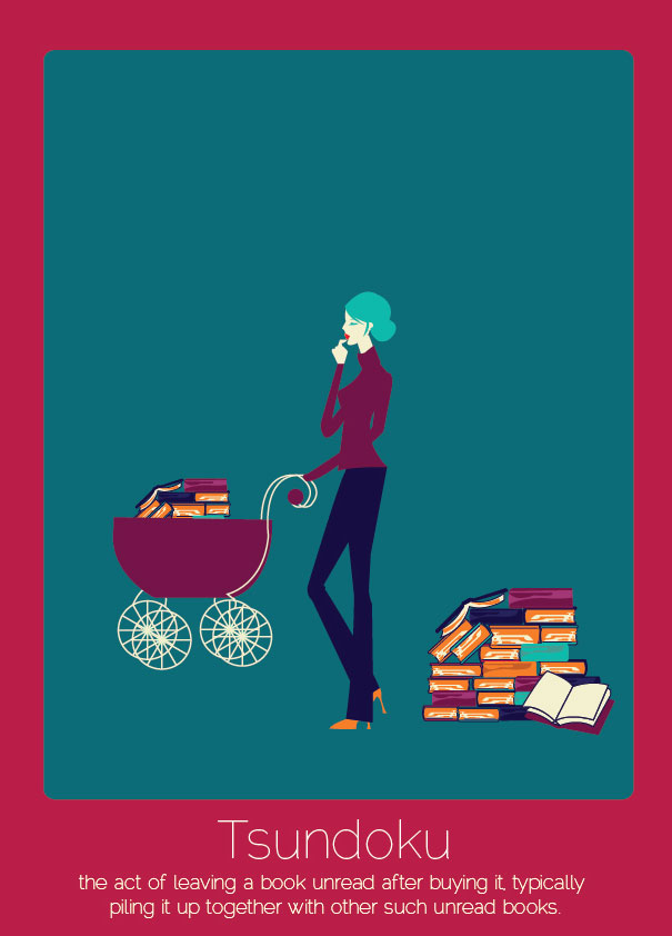 Fascinating Untranslatable Words Illustrations By Anjana Iyer