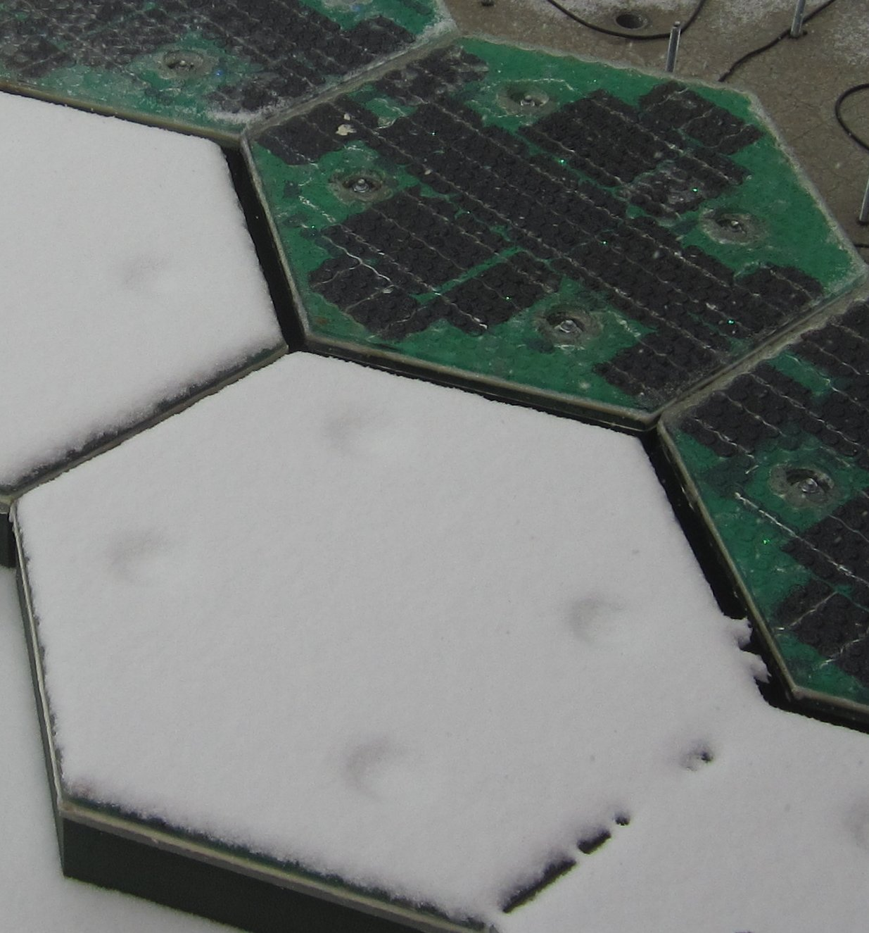 Innovative Idea Of Solar Panel Roadways