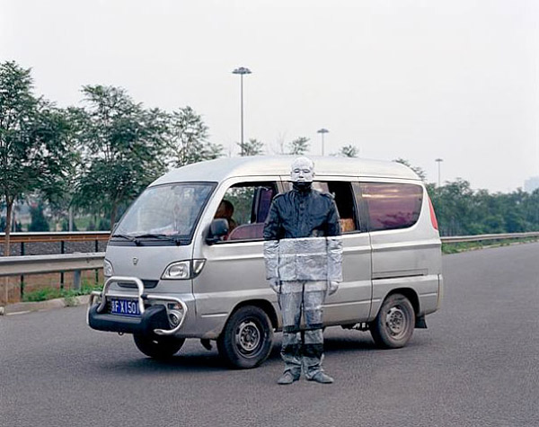 Meet the Real Life Invisible Man and His Remarkable Works