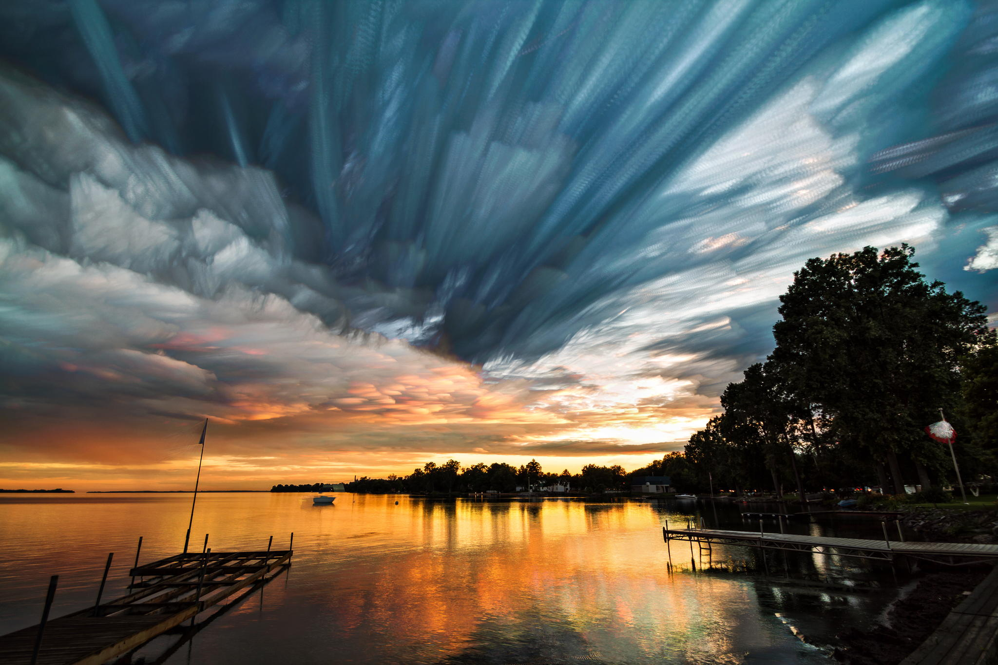 Photograph Isolated Storms by Matt Molloy on 500px