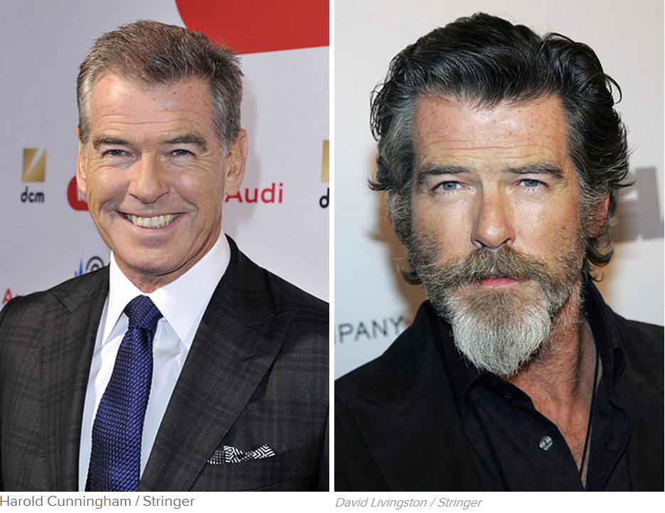 10 Pierce Brosnan