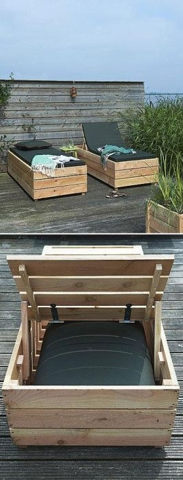 The Storage Daybed Lounger