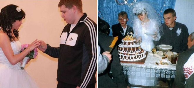 Russian People Call This Tradition Weddings
