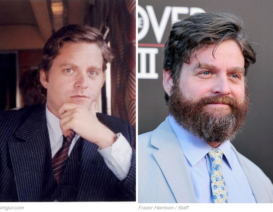 18 Zach Galifianakis