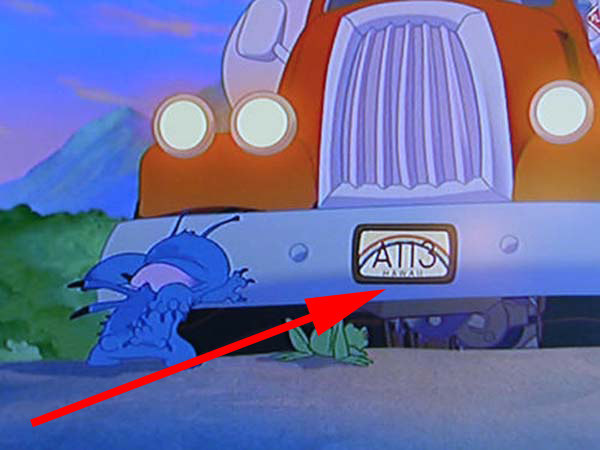 Here it is in Lilo and Stitch .