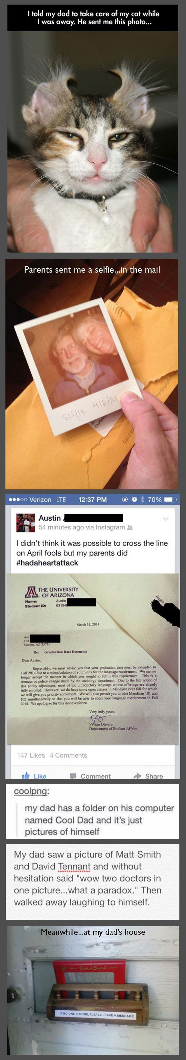 These Parents Deserve A Reward For Being So Funny