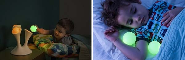 11. BoonGlo Nightlights are safe for children and they can be taken all over the house.