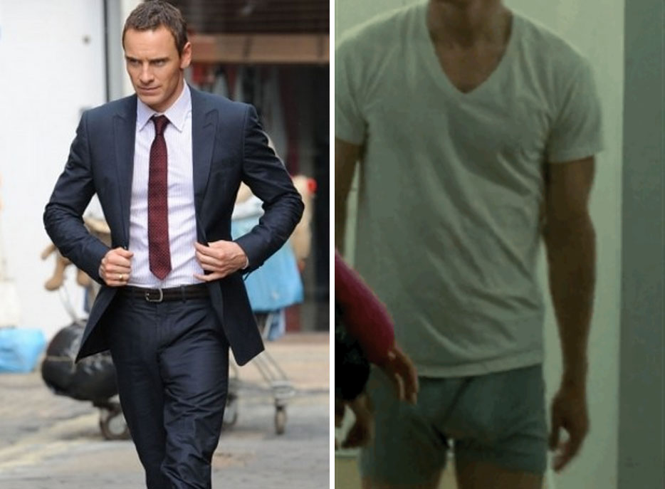 5. The Michael Fassbender