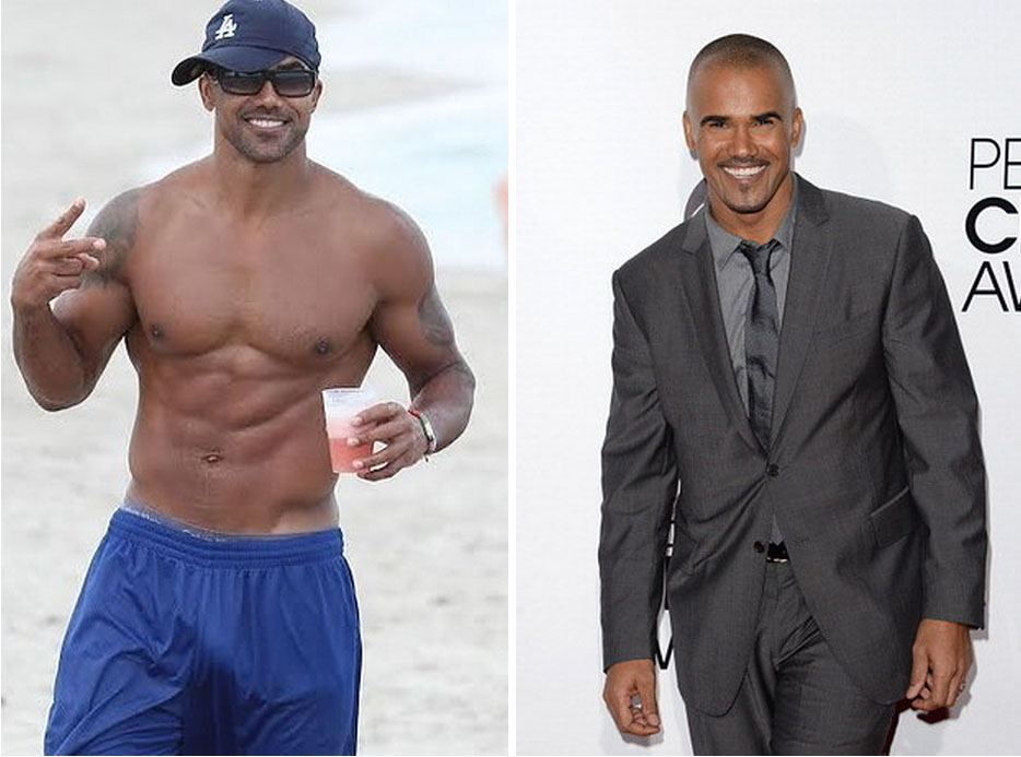 7. The Shemar Moore