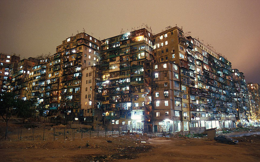 Kowloon Walled City: Probably The Most Crowed Place On Earth