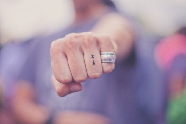 99 Tiny And Adorable Tattoos That Every Girl Deserves To Have.