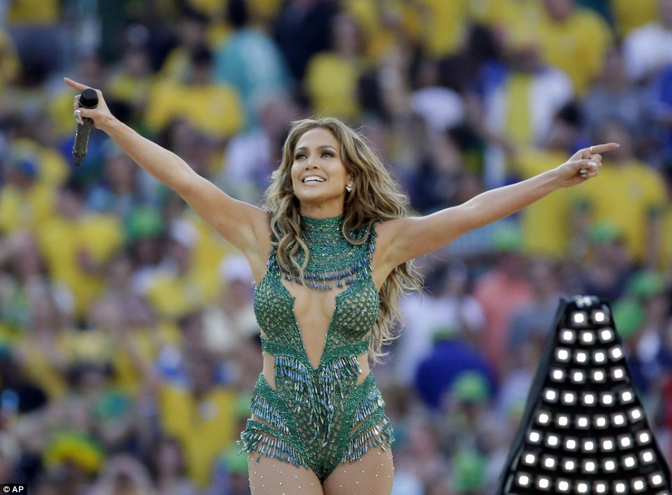 Have You Seen The Opening Ceremony Of The World Cup