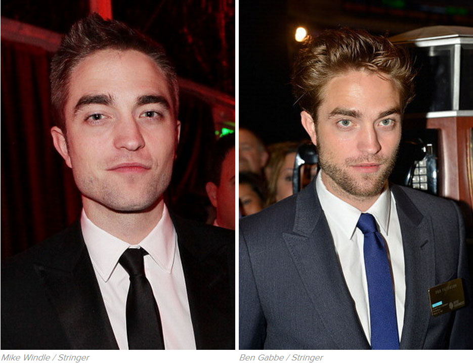 9 Rob Pattinson