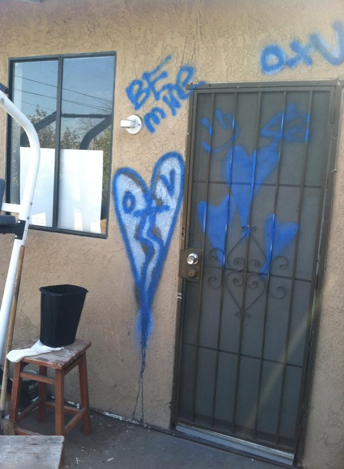 A Romantic Guy Tagged His Girlfriend's House As A Proposal