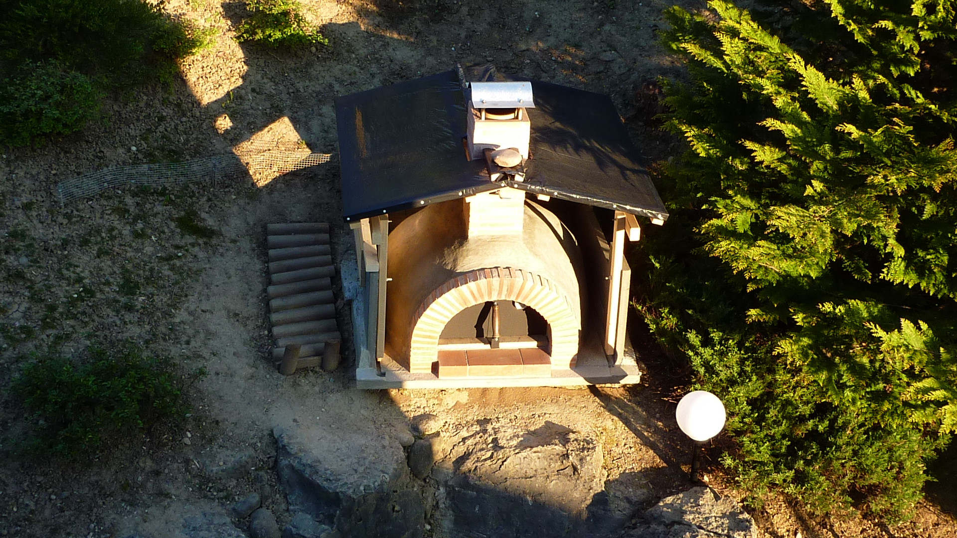 DIY pizza oven19
