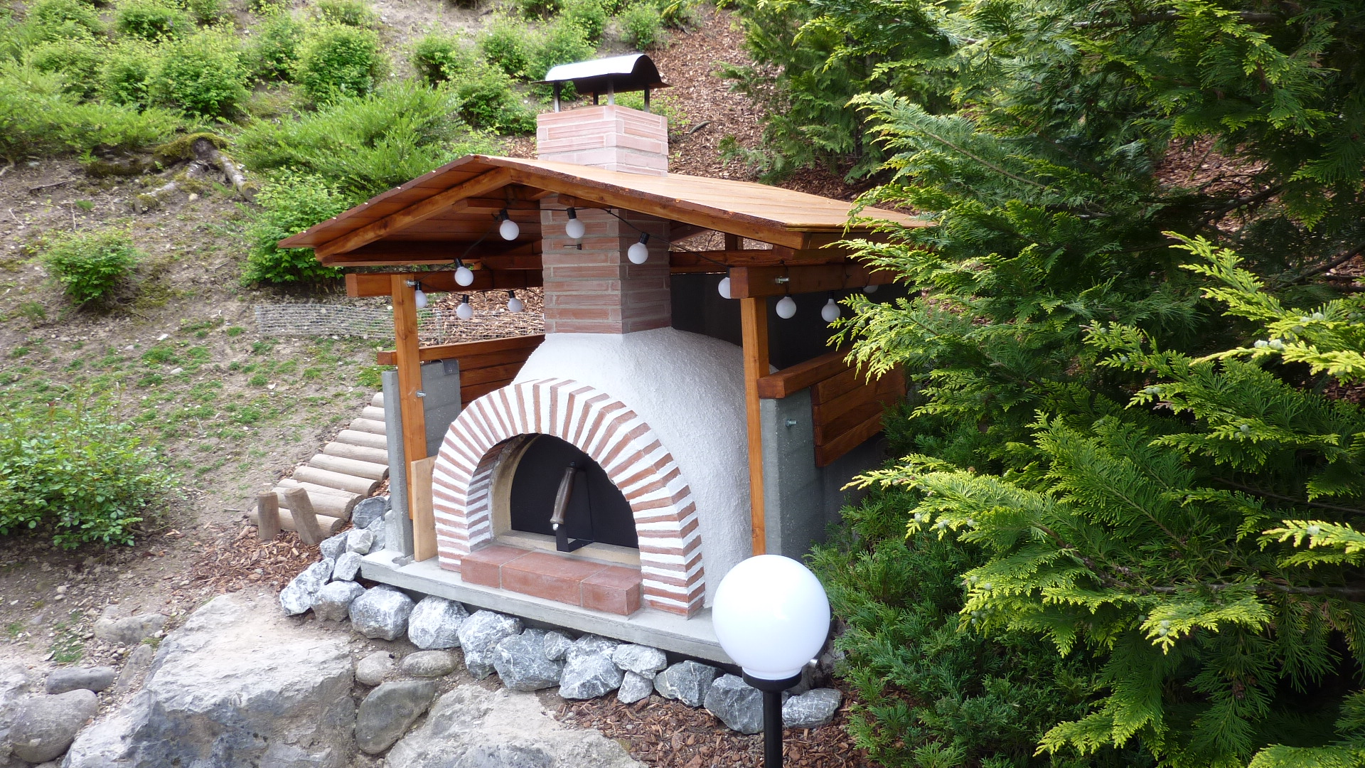DIY pizza oven21