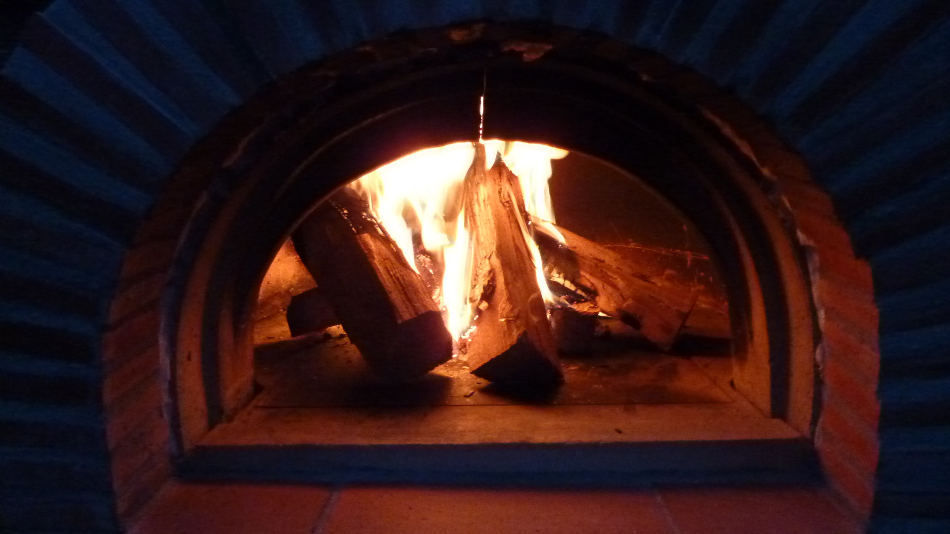 DIY pizza oven26