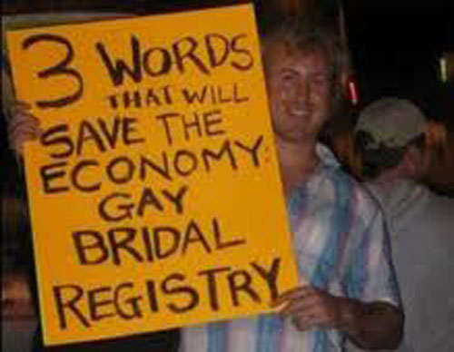 21 Protest Signs That Never Intend To Protest.