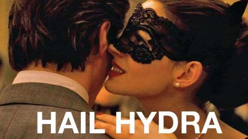 hail hydra meme dark knight