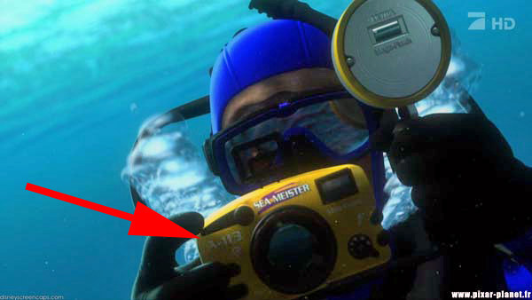 And this camera model in Finding Nemo .
