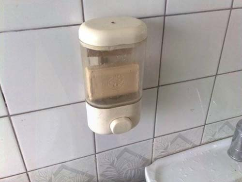 you had one job soap