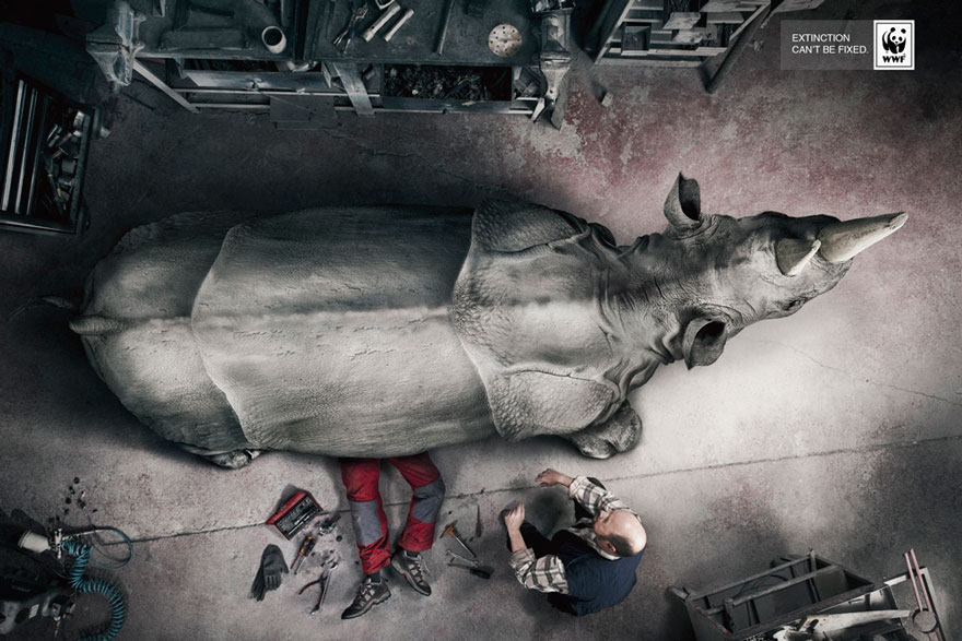 Assez Here're 33 Animal Ad Campaigns That Help Raise the Awareness of  UT99