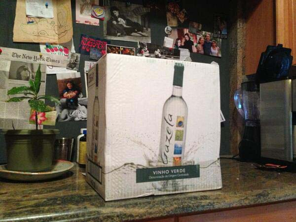 """9.""""I asked my husband to bring home wine. He did...."""""""