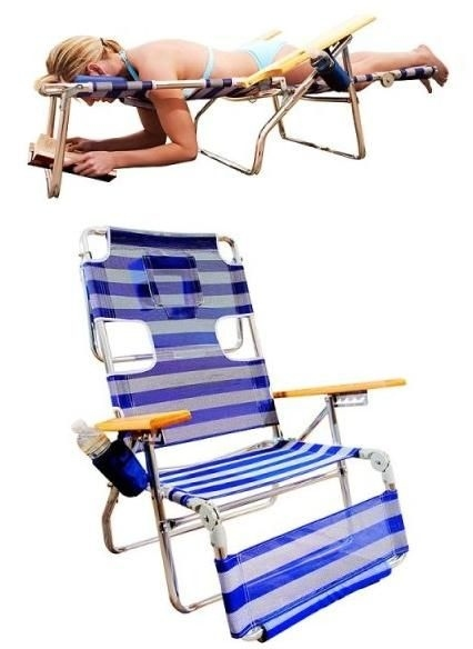 The Reading Poolside Lounge Chair