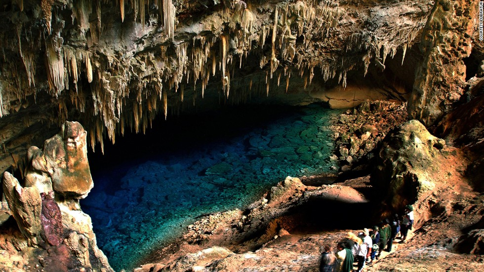 Beautiful Natural Places In Brazil
