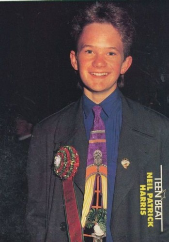 Embarrassing And Funny 80s/90s Fashion Neil Patrick Harris