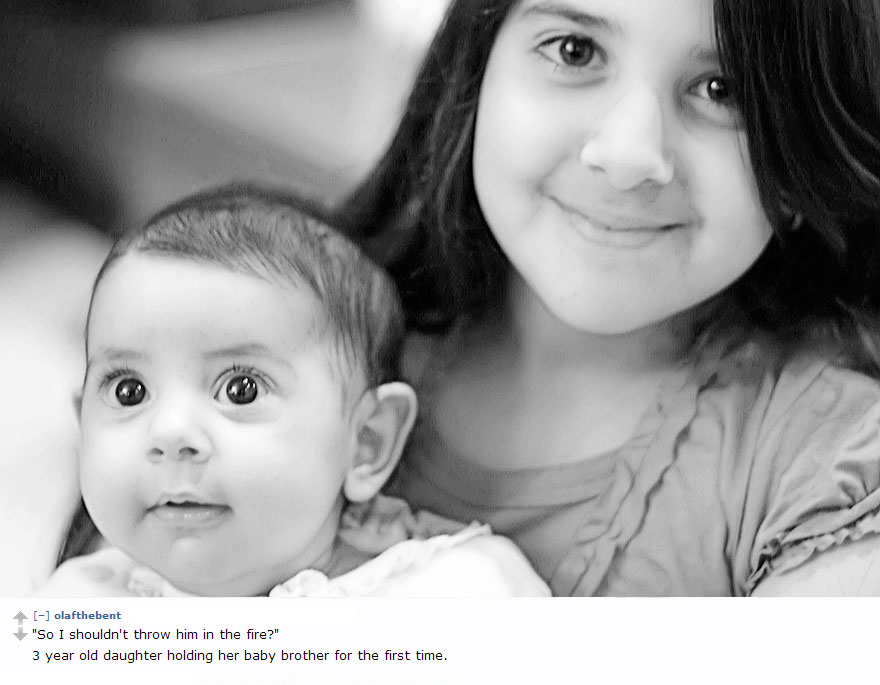 the most horrifying thing your kids ever said to you