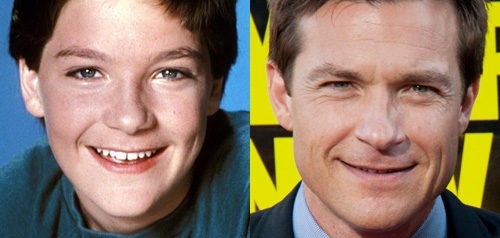 photos of comedy actors when they were kids Jason Bateman