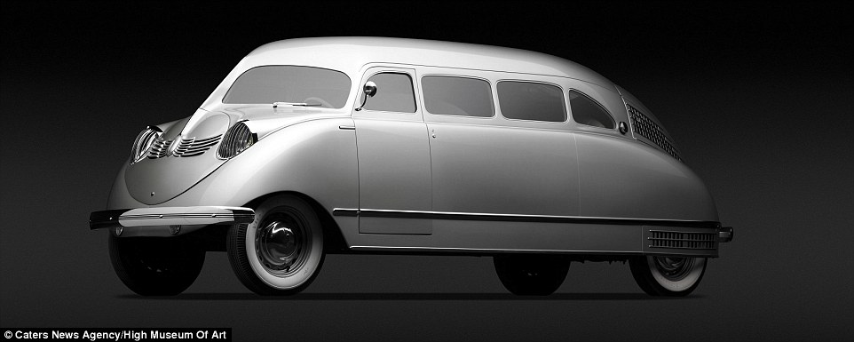 What are some futuristic cars?