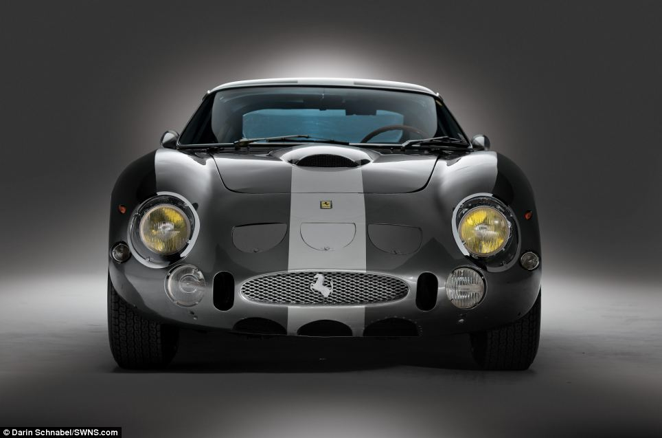 £20million! This 50-year-old Ferrari must be the most expensive ever! And the most gorgeous, stunning one!