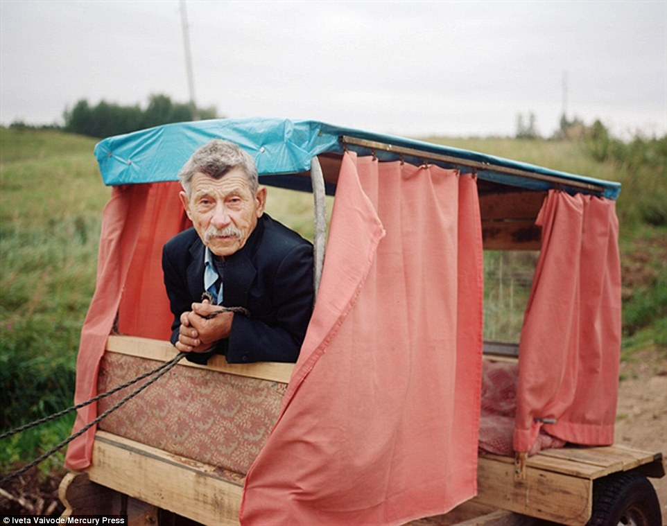 Iveta Vaivode from Latvia was shortlisted in the Lifestyle category for this wonderful photograph of a distinguished looking gent on a horse drawn buggy