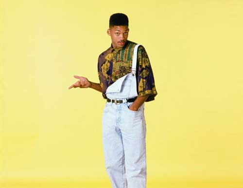 Embarrassing And Funny 80s/90s Fashion Will Smith